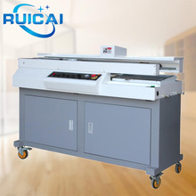60E Cheap Price Profile Glue Binding Machine