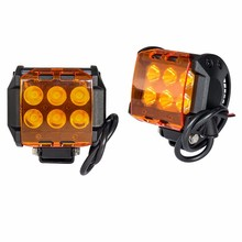 Atv 4'' Amber Work Light 18W Led Work Light High Quality