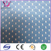 Polyester tricot knitted bird eye jersey fabric for basketball suits