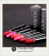 2015 New arrival private label cosmetics makeup lipstick on alibaba