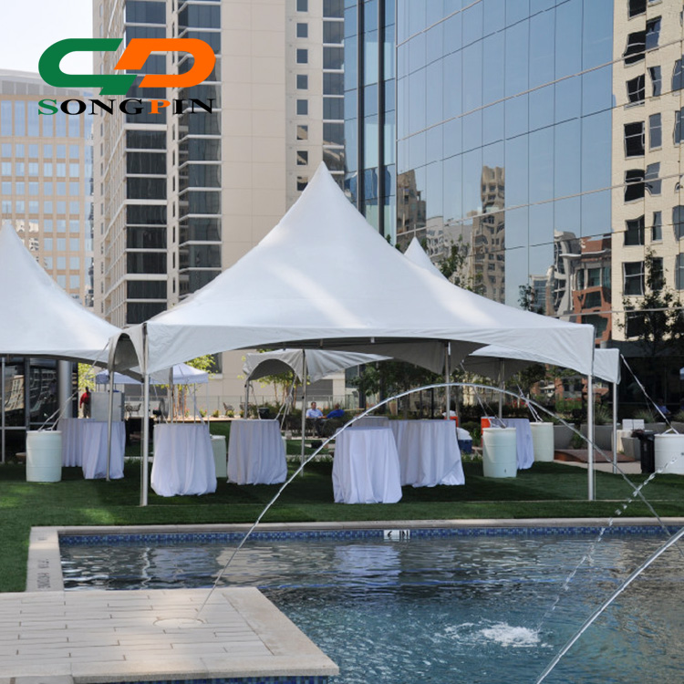 Factory price PVC outdoor event wedding party waterproof tent canopy