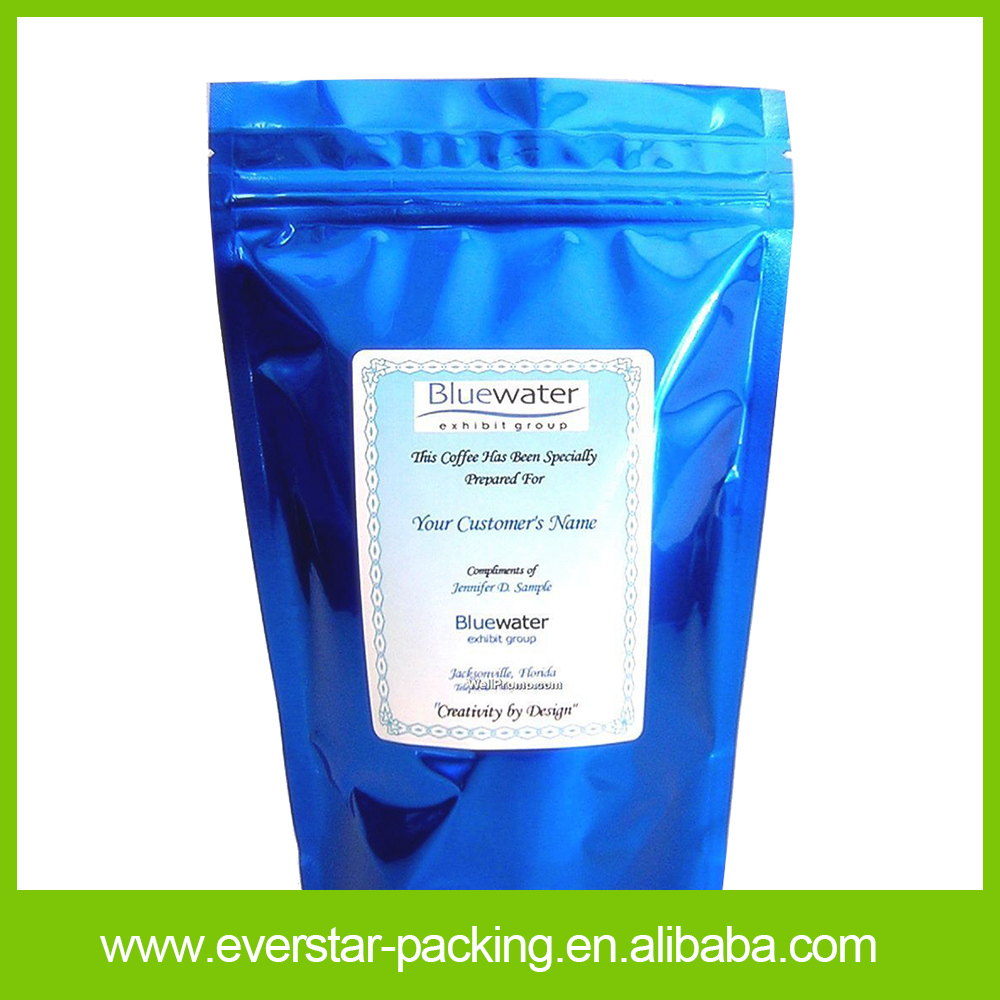 Factory Direct Sales Good Quality Food Grade Instant Coffee Bag