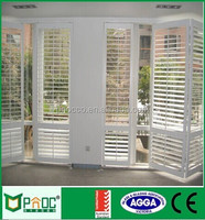 Novel Design Best Ventilation Aluminum Louver Window interior decoration