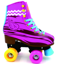 Adjustable Four Wheels Roller Skate Quad