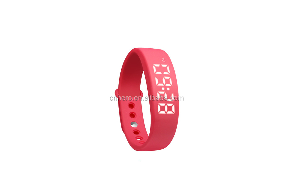 2015 Good Quality Smart sport health Bluetooth Bracelet, Health Wristband Barcelet IOS Android Smart Bracelet watch