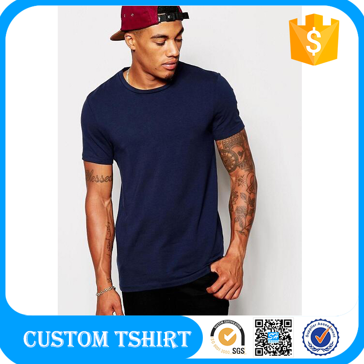 2017 Wholesale Promote Free Sample Seamless Plain T Shirts