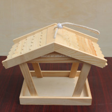 New Unfinished Wooden Bird House Wholesale, Wooden Bird House Kit, Pigeons Bird House