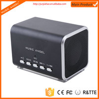 2014 Best Outdoor Wireless Bluetooth Speaker with USB and Anwser Calls Hands Free Speaker
