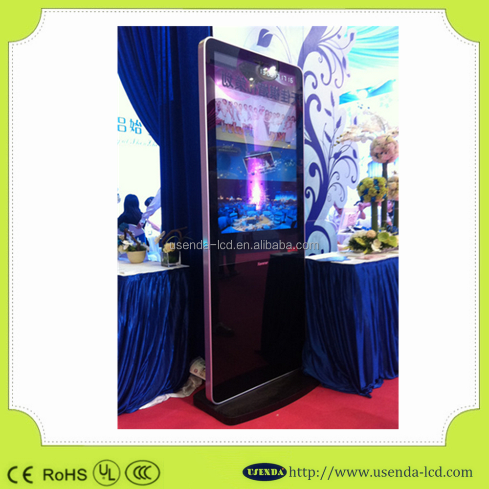 Digital Advertising Screen New products 46inch oem touch screen lcd display commercial lcd touchscreen all in one pc
