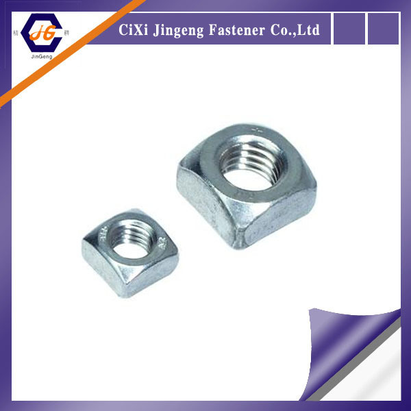 JIS square weld lock nut sockets
