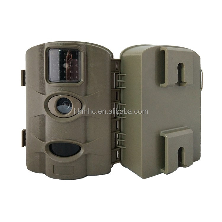 2018 updated retail Night Vision no glow HD hunting game camera