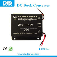 HOT SALE!!! Cheap 20A dc/dc bw manufacturers power converter