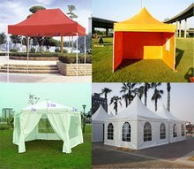 folding canopies