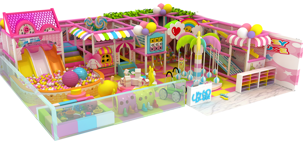 popular games soft kids indoor playground equipments China for sale