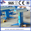 Europe Standard and Best Price magnetic sheet metal folding machine for making metal tray