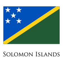 High quality Solomon Islands country national flag for sale