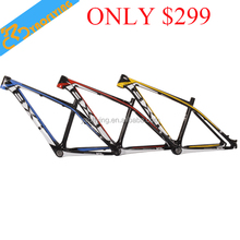 "2015 new arrival 14""/16"" china mtb carbon frame 26er UD weave for racing"