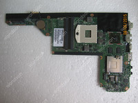 Original New Motherboard For HP Pavilion DM4 630713-001 Laptop Motherboard HD6370/512MB Graphics Card HM55 100% Working