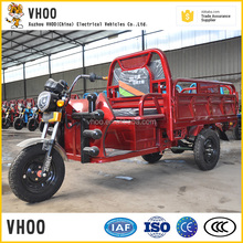 Delivery Van Cargo Tricycle Made In China For Sale/New design Battery operated Bajaj TUK TUK rickshaw Sale in Bangladesh /Nepal