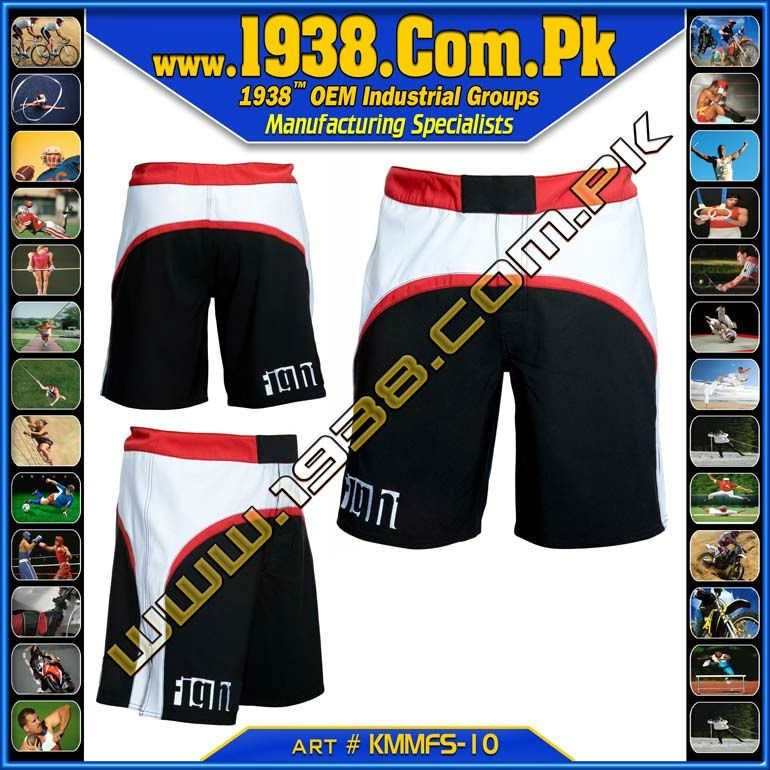 MMA short & MMA top Sublimated , KMMFS-161
