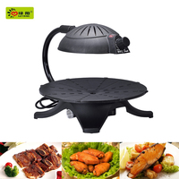 Best seller 3d smokeless infrared pizza oven cooking