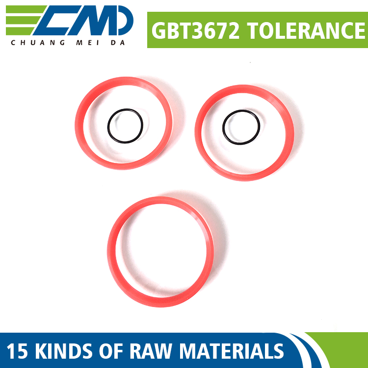 Professional Customized Aging Resistance Silicone Rubber Oil Seal