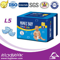 Competitive Price Disposable European Baby Diaper Importer Manufacturer from China