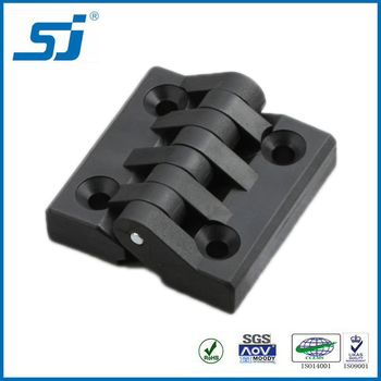 China direct design,producing and selling PA plastic hinge