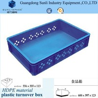 Transfer Turnover Gift Food HDPE Storage Plastic Box