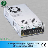 250W Switching Switch Power Supply Driver for LED Strip Light DC 12V 18A