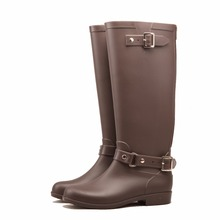 women tall boot rain boots with zipper horse sex ladies horse riding boots