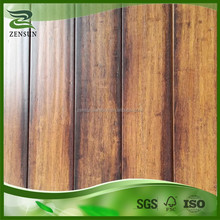 2016 carbonized Bamboo Flooring Black Color Eco Forest Flooring