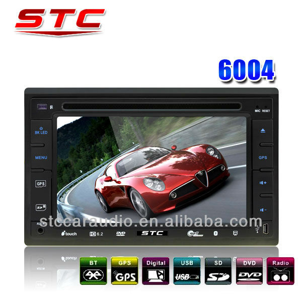 Good looking STC-6004 vision car dvd player
