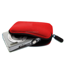Excellent exterior and interior protected cheap durable digital neoprene camera bag