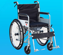 lightweight folding economic wheelchair for disabled
