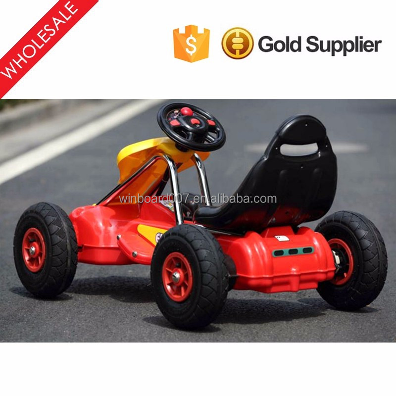 WINboard amusement games foreward and backward control inflatable wheels go kart company