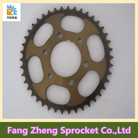 OEM Motorcycle Chain and Sprocket for India Market