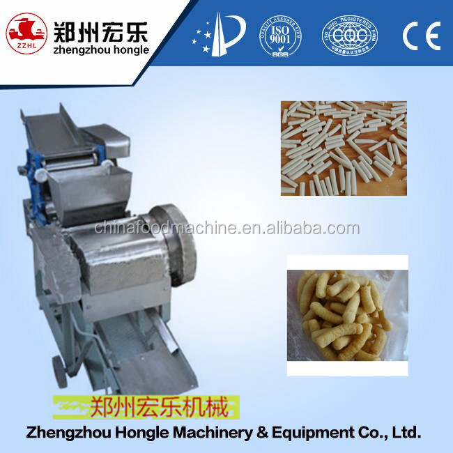 Automatic square type flour food moulding machine forming machine