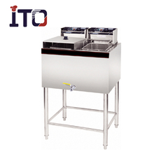 CH-84,85 Free Standing Electric Deep Fryer for French Fries