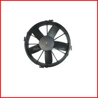 2014 auto bus Condenser fan,bus air compressor Condenser fan,hot sale Condenser fan for ac conditioning parts