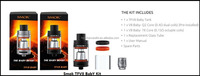Newest Arrival First Batch Original Smok TFV8 Baby Tank Airflow Control Smok TFV8 Baby
