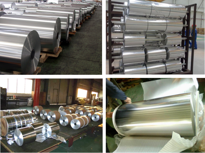 Hot sale 1235 8011 for insulation material or packing aluminum foil