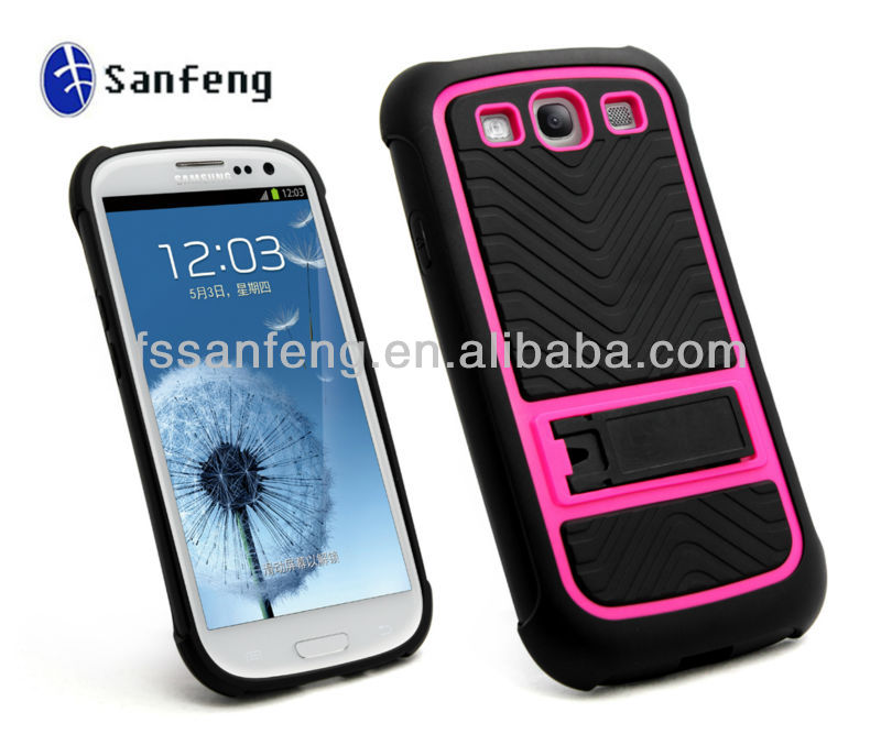 2013 newest phone shell for samsung galaxy s3 i9300 case/best design back cover case for i9300 galaxy s3 ebay China