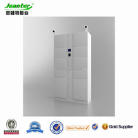 Metal locker electronic without screen