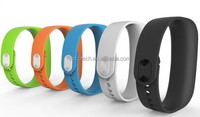 E02 smart bracelet find you phone anytime! with vibration function E02 smart wrist make life easy