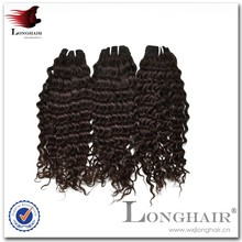 Human cheap sensational hair weave with favorable price