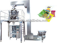 Full automatic cream biscuit Sandwich connected flow Packaging machine