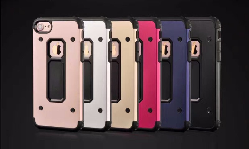 Lowest Price Slim Armor protective case for new for iphone 7