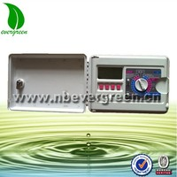 irrigation timer for landscape irrigation system.