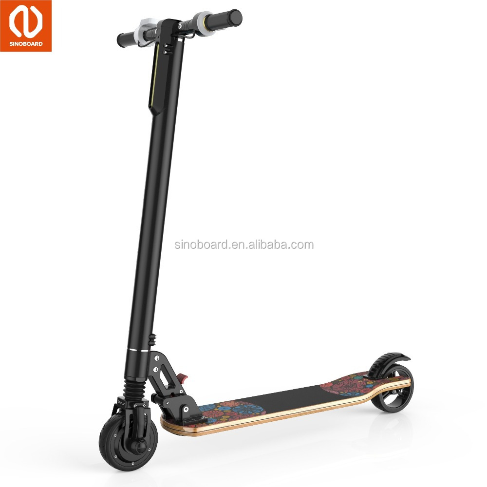 Fashionable folding electric scooters wholesale price electric kick scooter